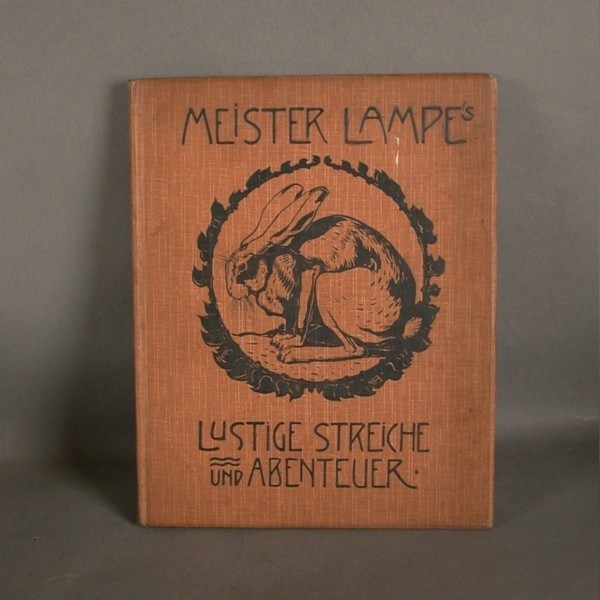 Kinderbuch. Meister Lampe´s...