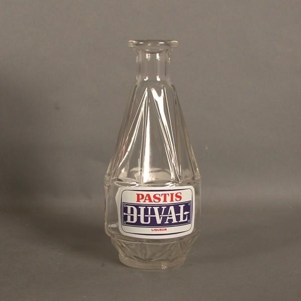 Advertising. Pastis Duval...