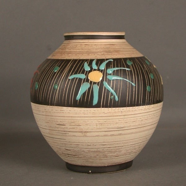 Vintage. Vase aus Keramik....