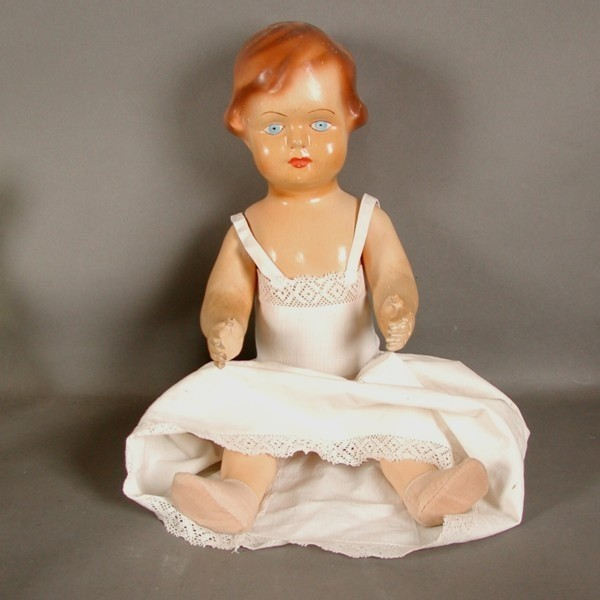Antique Doll. Germany?....