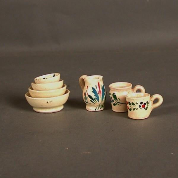 Vajilla de cerámica para...