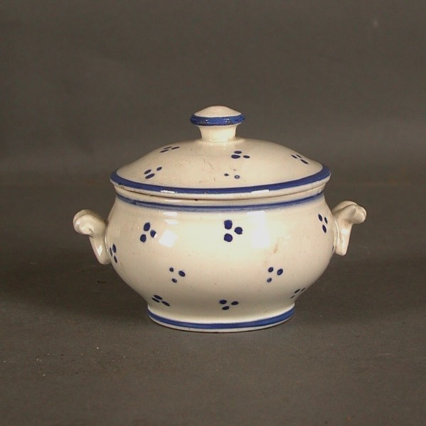 Ceramic soup tureen for...
