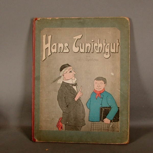 Fairytale book. Hans...