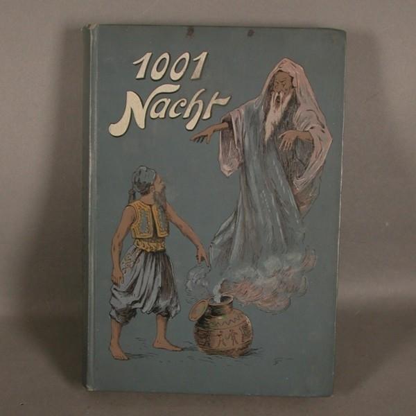 Märchenbuch. 1001 Nacht....