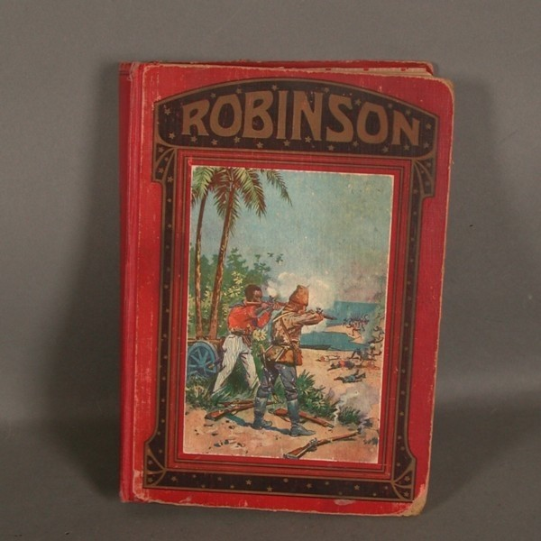 Fairytale book. Robinson....