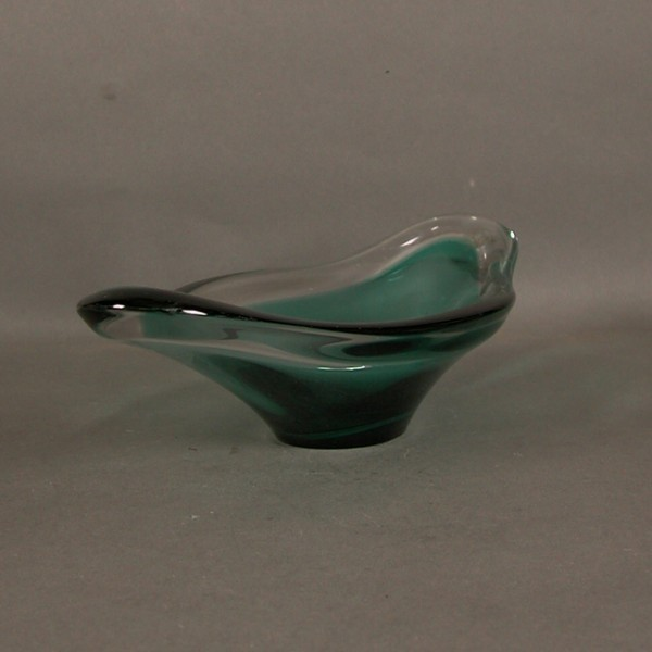 Bayel. Glass bowl. France....