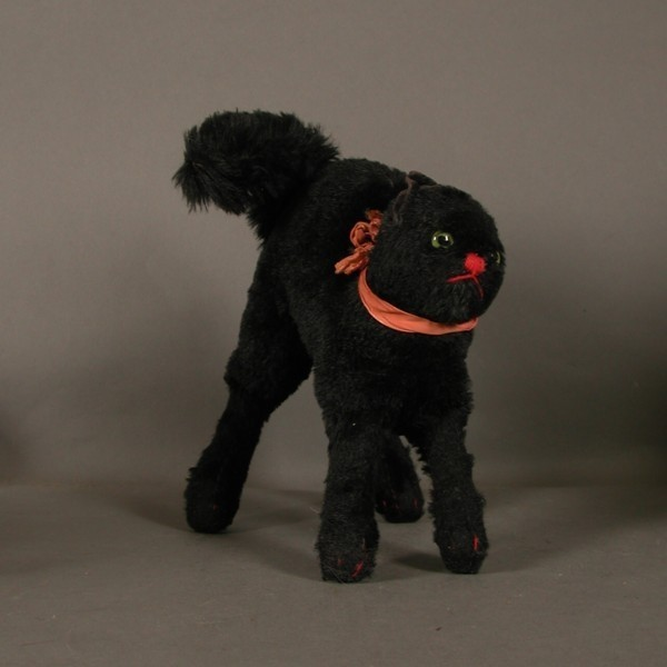 Cat from Steiff. Germany 1960.
