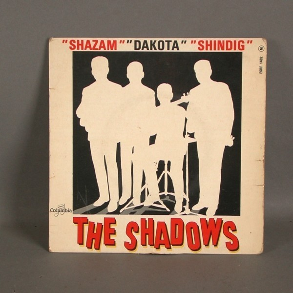 EP. Vinyl. The Shadows -...