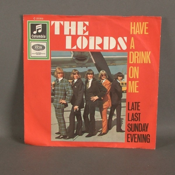 Single. The Lords - Have a...