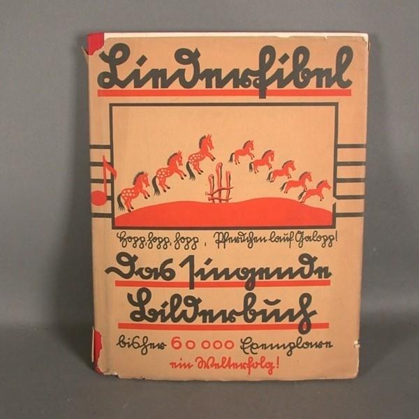 Kinderbuch. Liederfibel. 1927.