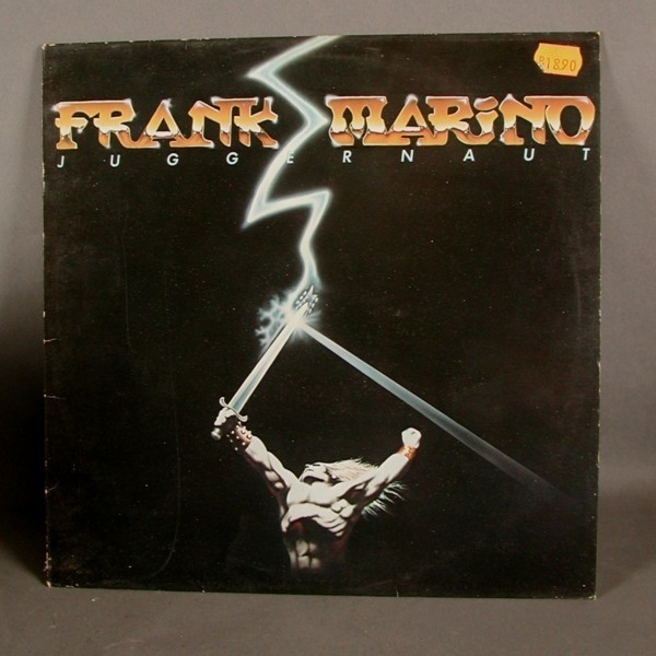 LP. Vinyl. Frank Marino -...