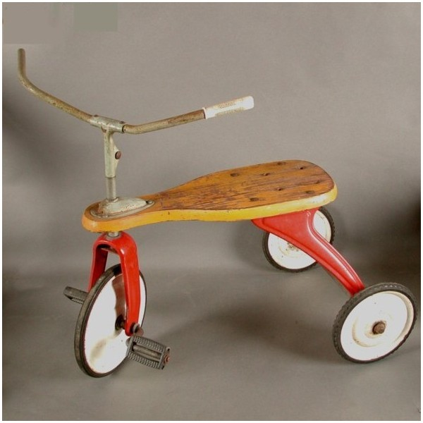 Vintage. Children tricycle....