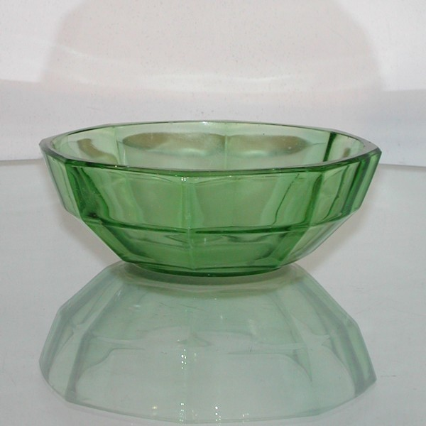 Art Deco glass bowl....