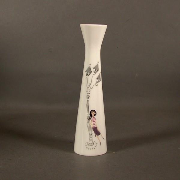 Vintage. Porzellan Vase....