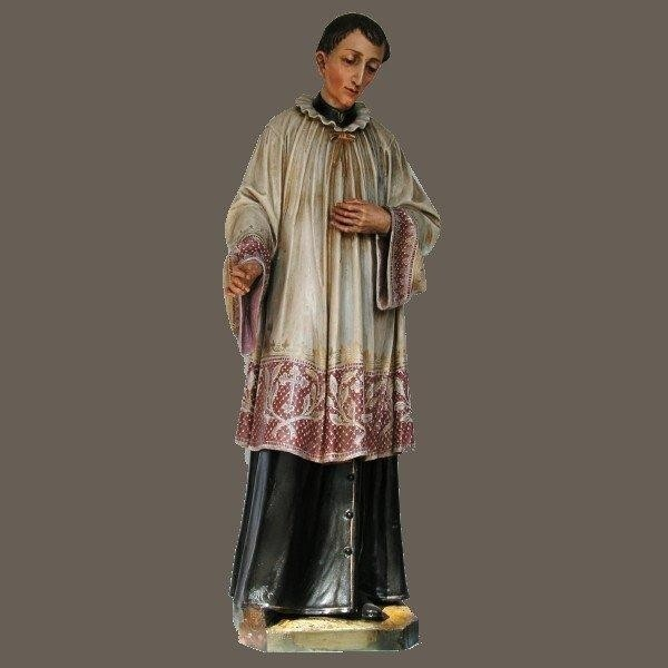 San Luis Gonzaga. Holz,...