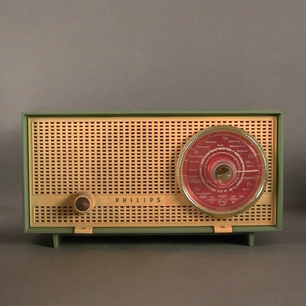 Radio. Philips Philettina....