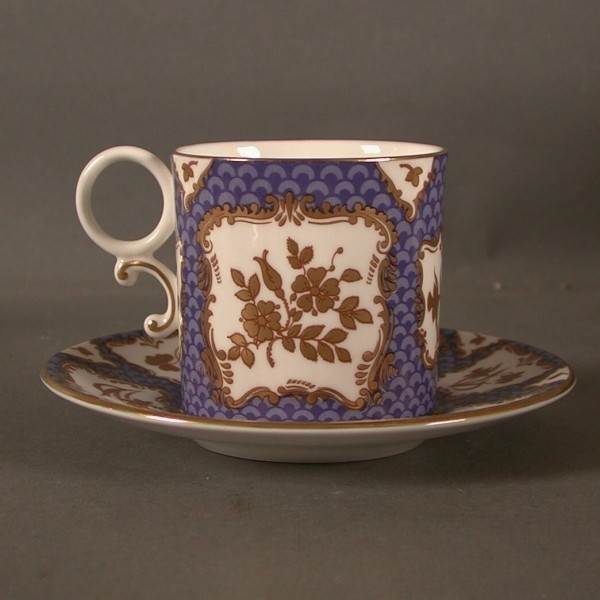 Porcelain collection cup....