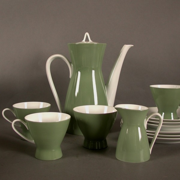 Rosenthal porcelain coffee...