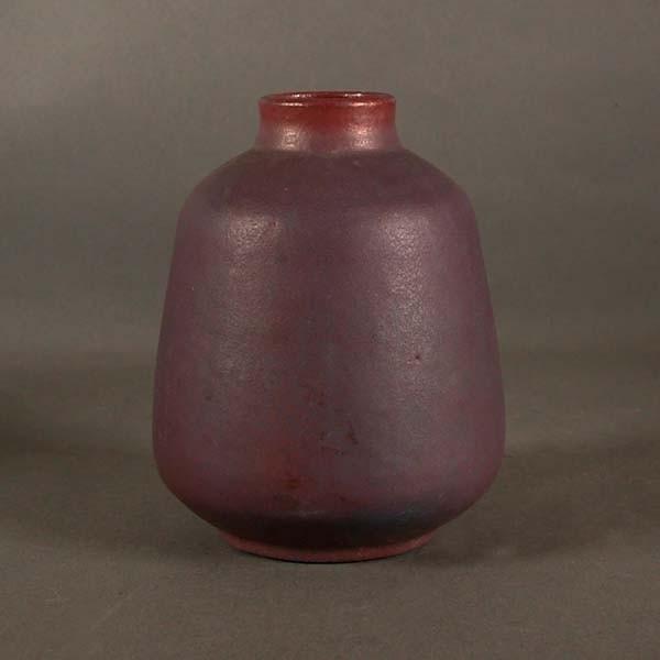 Studio ceramic vase. Gerd...