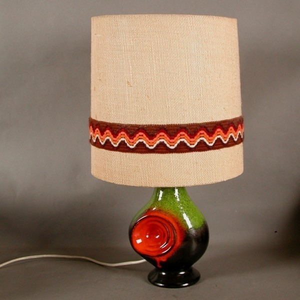 Tablelamp. Vallauris....