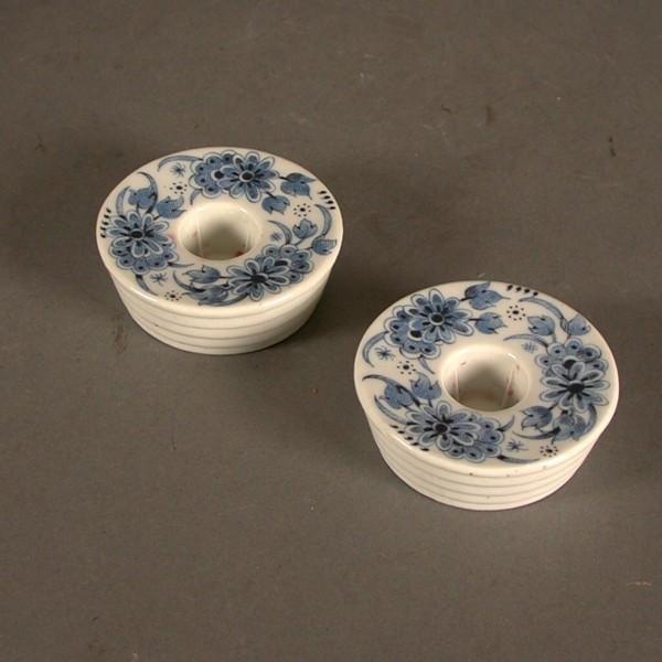 Zwei Vintage Porzellan...