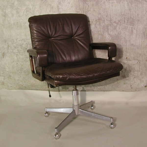 """Leather armchair """"King..."""