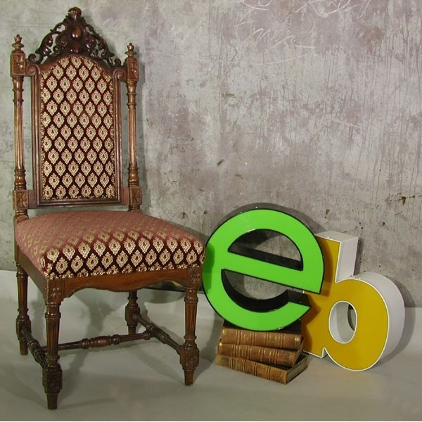 Historicism chair. 1850 -...