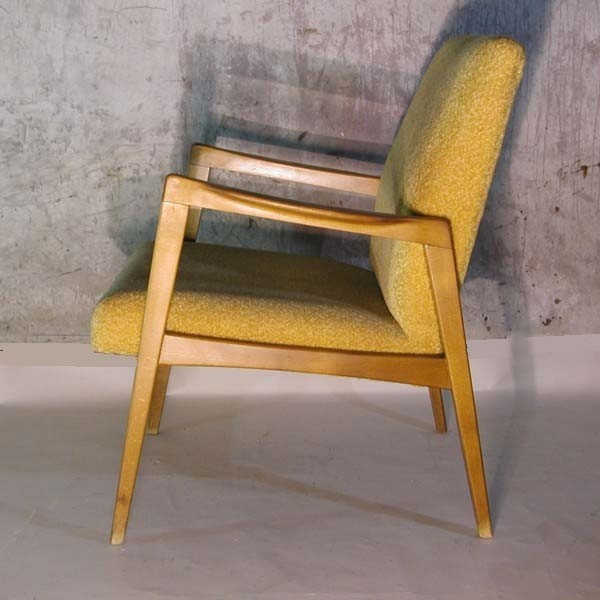 Danish modern armchair....