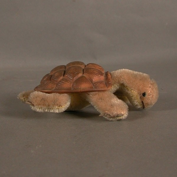 Steiff Turtle. Germany....