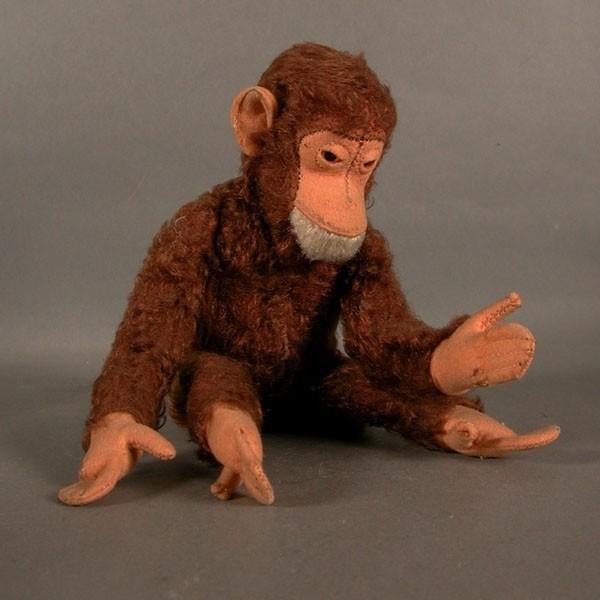 Steiff Monkey. Germany....