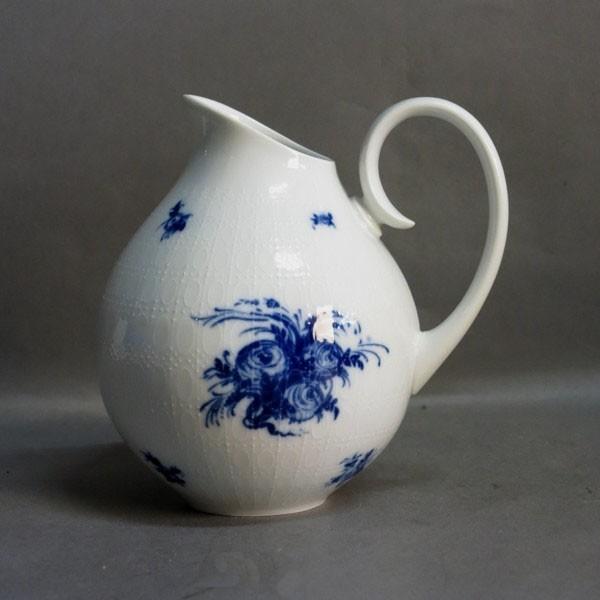 Porcelain jar. Rosenthal...