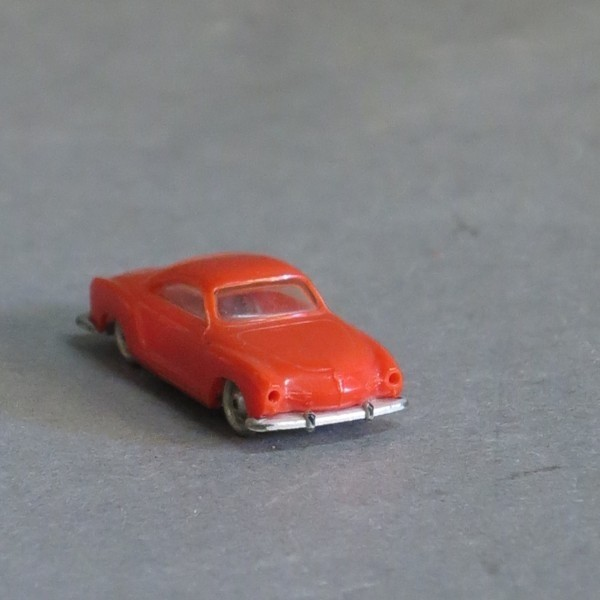 Toy car. Karmann Ghia. Lego...