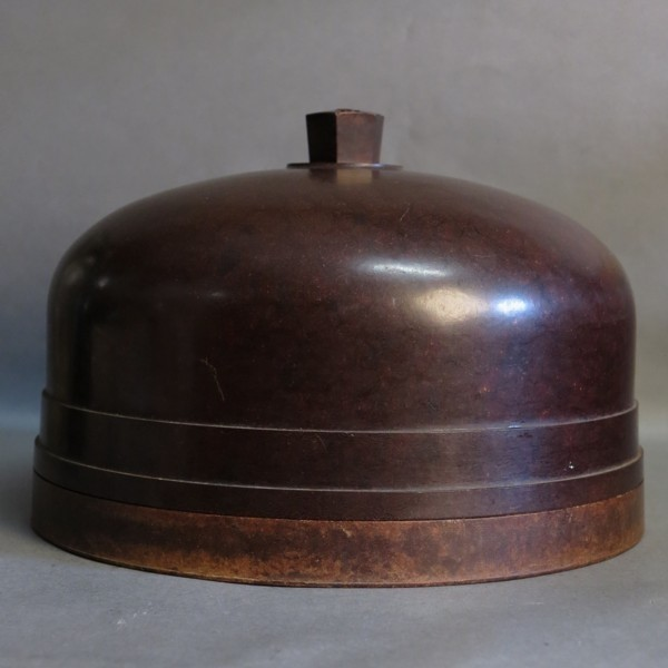 Rare Bakelite cheese dome...
