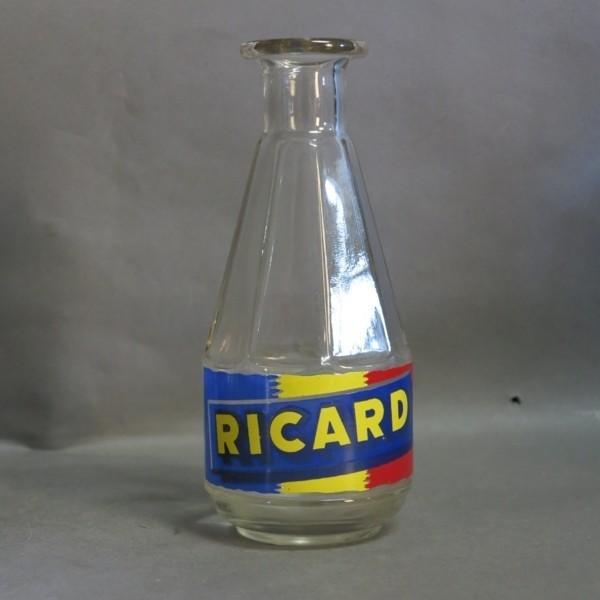 Advertising. Ricard....