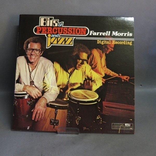 LP. Vinyl. Farrell Morris -...