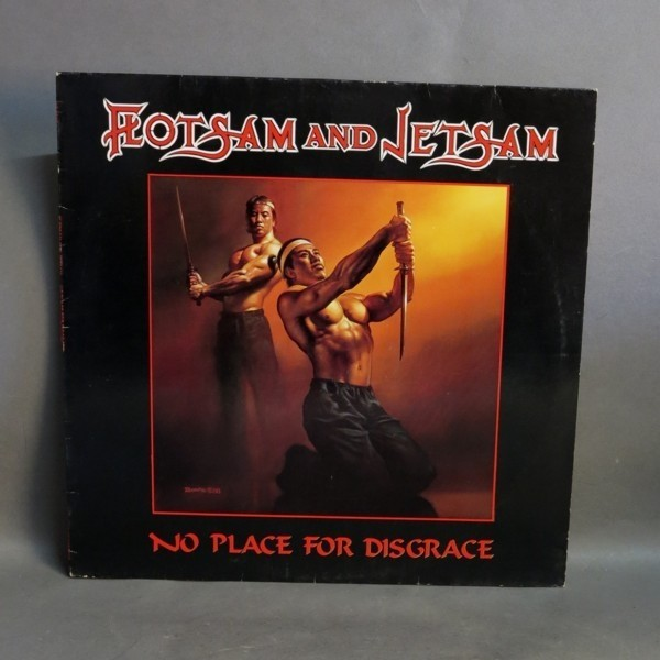 LP. Flotsam and Jetsam - No...