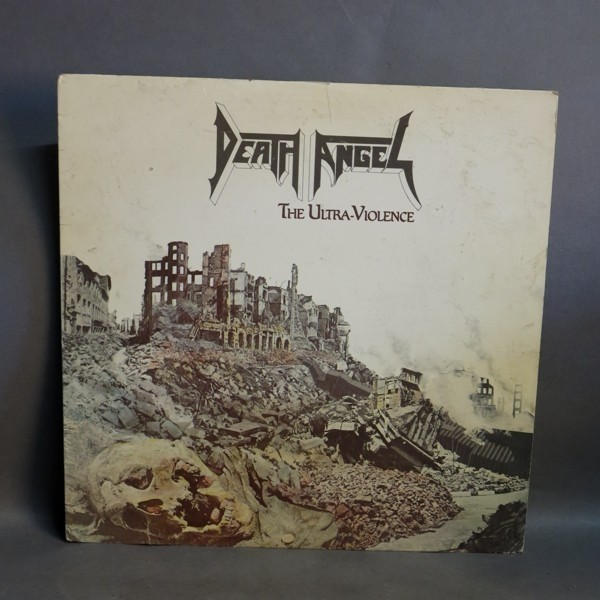 LP. Death Angel - The Ultra...
