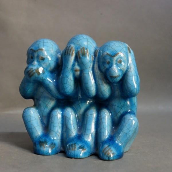 Majolika Karlsruhe. Ceramic...