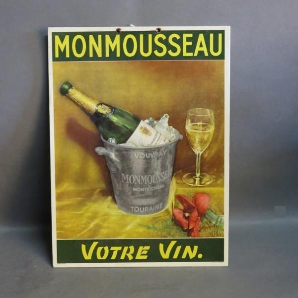 Monmousseau. Cardboard...