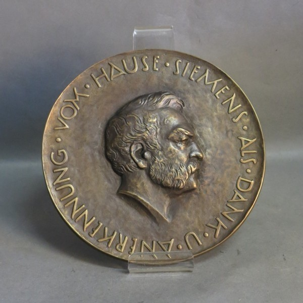 Siemens bronze medal in...