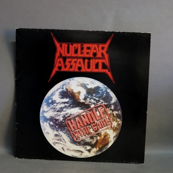 LP. Nuclear Assault -...