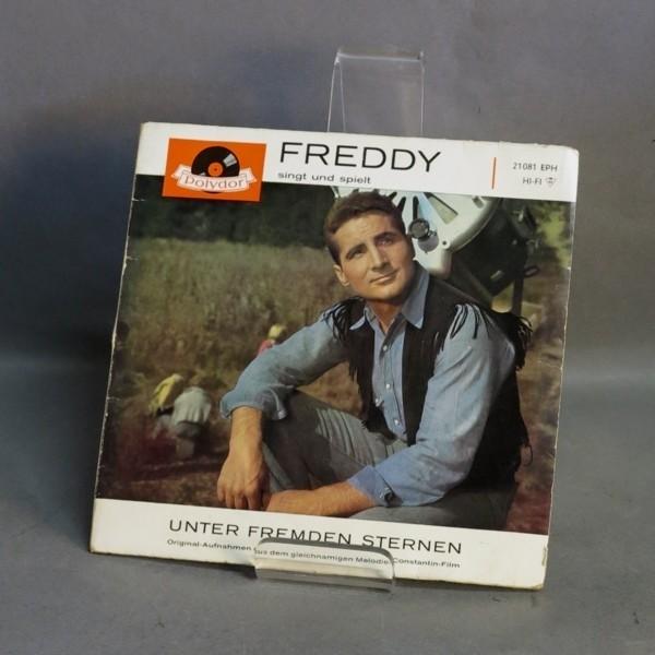 EP. Freddy - Unter fremden...