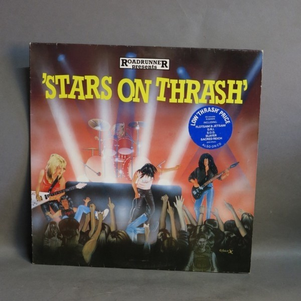 LP. Stars on Trash. 1988.
