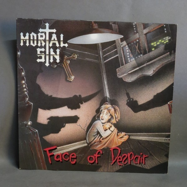 LP Mortal Sin - Face of...