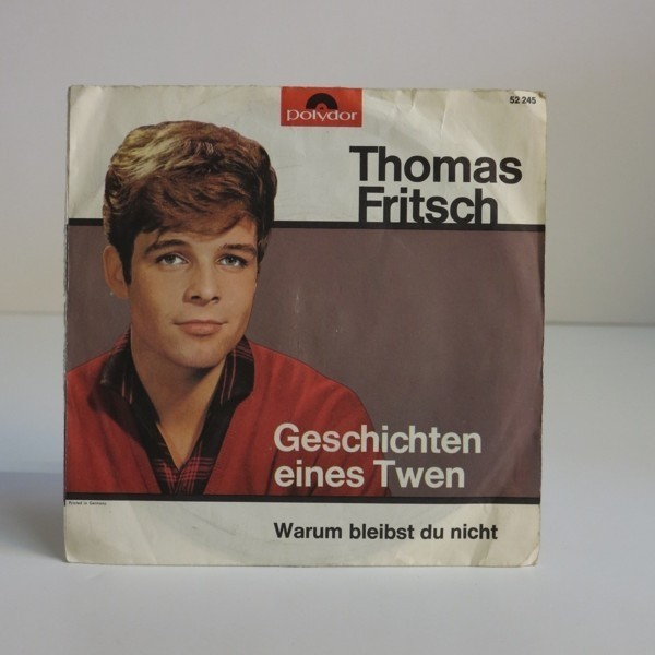 Single. Thomas Fritsch -...