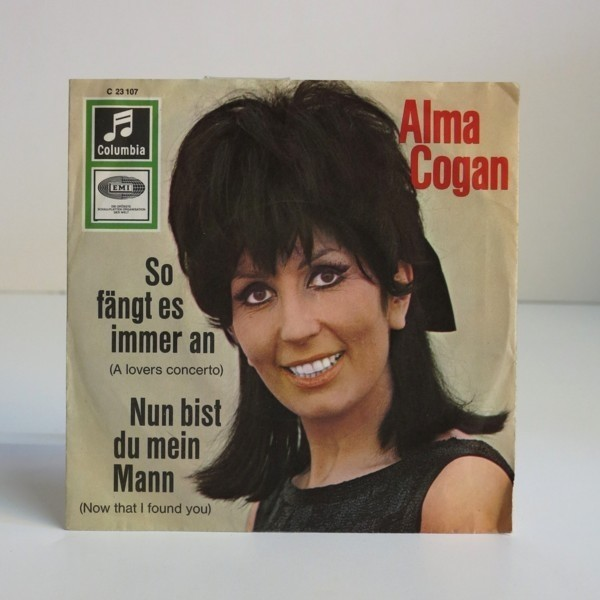 Single. Alma Cogan - So...