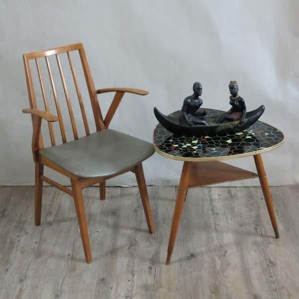 Design armchair. Kühlmann &...