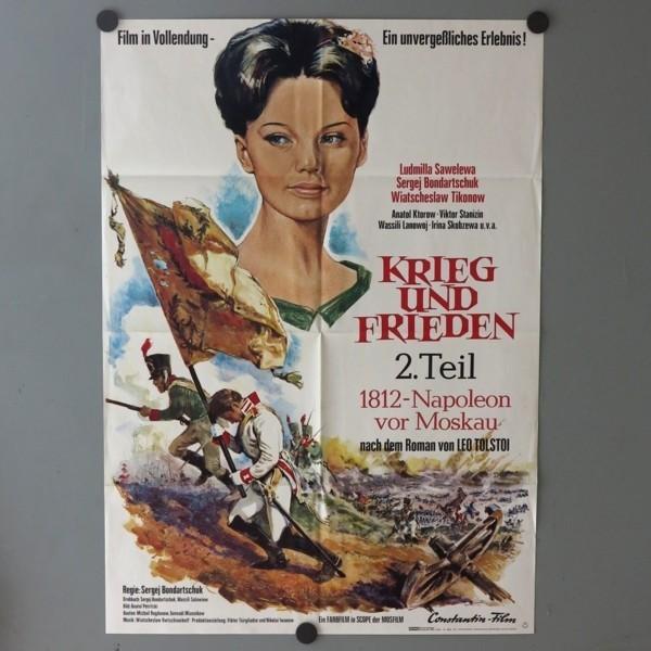 Cinema vintage poster....