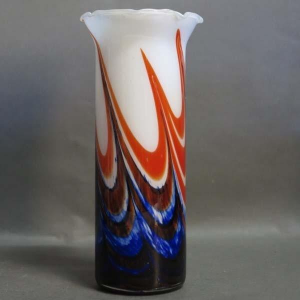 Murano glass vase. Carlo...