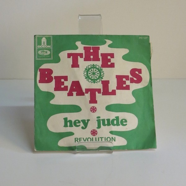Single- Cover. The Beatles...